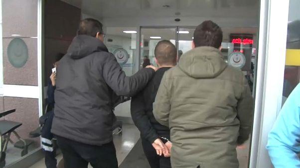 Turquie : des arrestations avant le Nouvel An