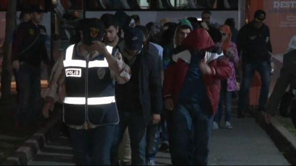 İstanbul, Ankara ve Adana'da IŞİD operasyonu