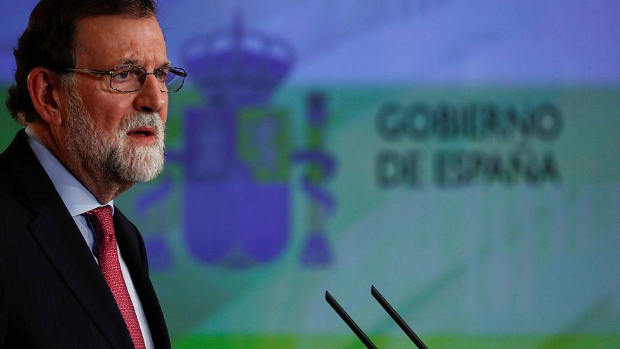 Ραχόι: «Η κρίση στην Καταλονία ήταν το σφοδρότερο πλήγμα για την Ισπανία»