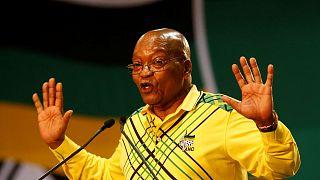 Tribunal Constitucional pede procedimento para destituir Jacob Zuma