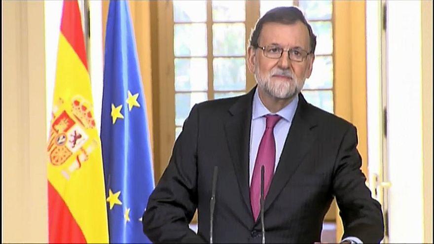 """Rajoy: """"Angriff auf die Verfassung"""""""