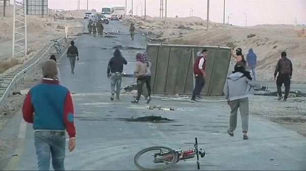 Палестинское неспокойствие
