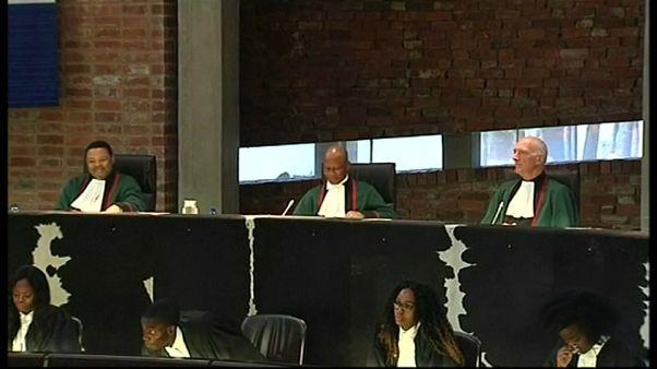 Nuevo revés judicial para el presidente de Sudáfrica