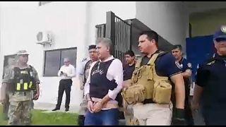 Ο βαρόνος των ναρκωτικών Παβάο παραδόθηκε στη Βραζιλία
