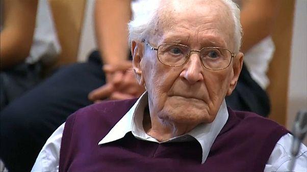 Oskar Gröning (96) muss in Haft