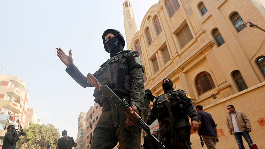 Το ΙΚΙΛ πίσω από την αιματηρή επίθεση σε κοπτική εκκλησία