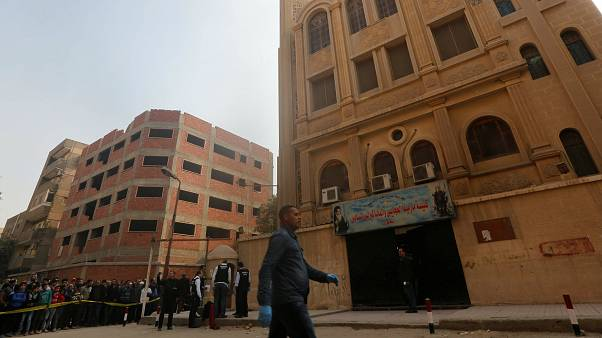 Mısır'da kiliseye düzenlenen saldırıyı IŞİD üstlendi