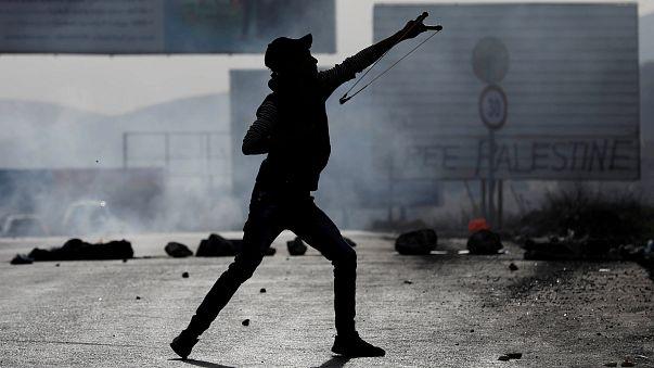 Unruhen im Gazastreifen und im Westjordanland: Dutzende Palästinenser verletzt