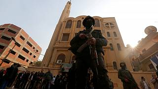 Újabb merénylet egy egyiptomi kopt templom ellen