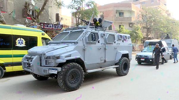 Kairo: Anschläge auf Kopten