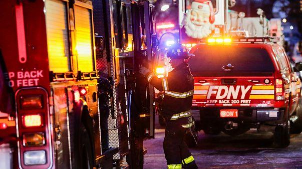 طفل وراء أسوأ حريق تشهده نيويورك منذ ربع قرن