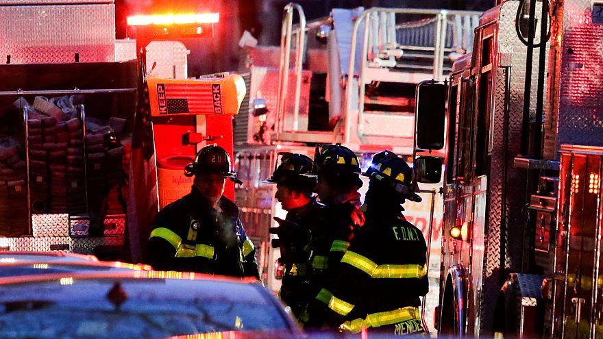 New York : un enfant à l'origine de l'incendie