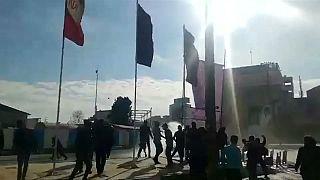 İran'da halk protestoları sürüyor