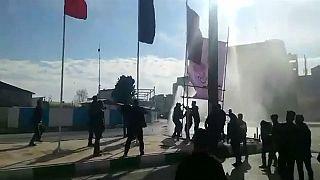 Iran: Proteste gegen Regierung aufgelöst