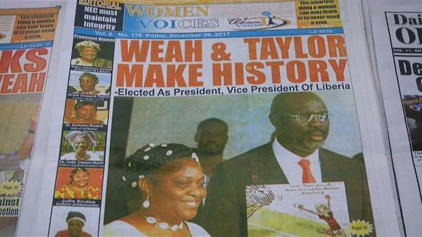 Либерия: оппонент Веа признал свое поражение на выборах