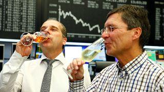 Les Bourses européennes terminent 2017 en léger repli
