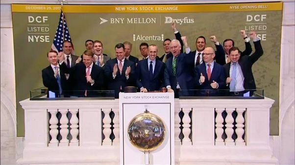 Удачный год для фондовых рынков