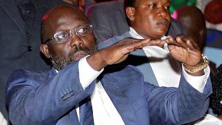 George Weah é o novo presidente da Libéria