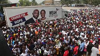 Liberia celebra la victoria electoral de George Weah