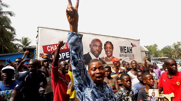 Wahlkommission erklärt George Weah zum Sieger der Stichwahl