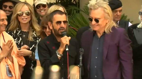Ringo Starr tra i nuovi baronetti di Sua Maestà