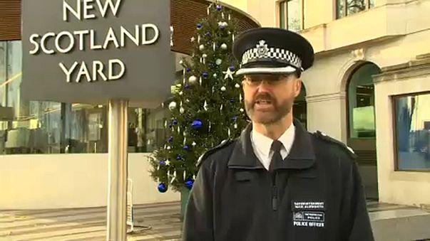Londres sous haute sécurité pour le Nouvel An