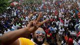 Liberya'nın yeni lideri George Weah