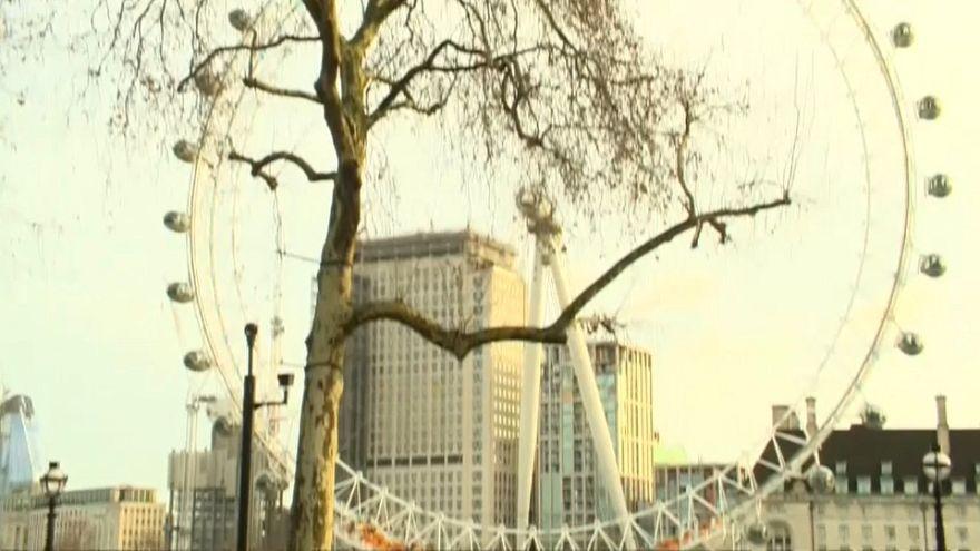 Londra, misure di sicurezza eccezionali per le celbrazioni di Capodanno