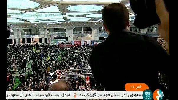 protests iran