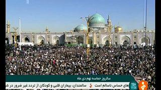 مسيرات حاشدة في إيران تدعم المرشد على وقع حراك مناهض للحكومة