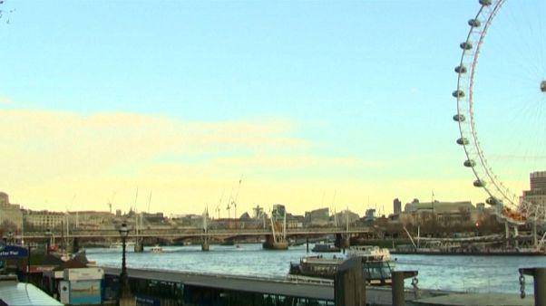 Máxima seguridad en Londres para el final de año