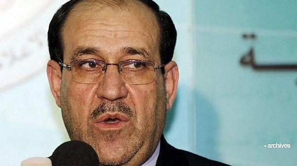 الأمين العام لحزب الدعوة الإسلامية في العراق نوري المالكي