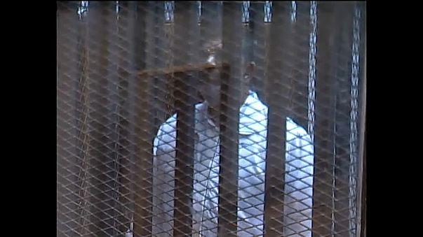 السجن ثلاث سنوات للرئيس المصري المخلوع مرسي بتهمة إهانة القضاء