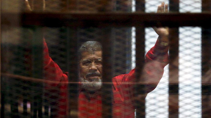 Egypte : nouvelle peine de prison pour Mohamed Morsi