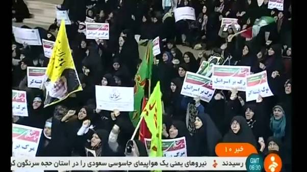 Iran: Pro-government rallies held after two days of political unrest