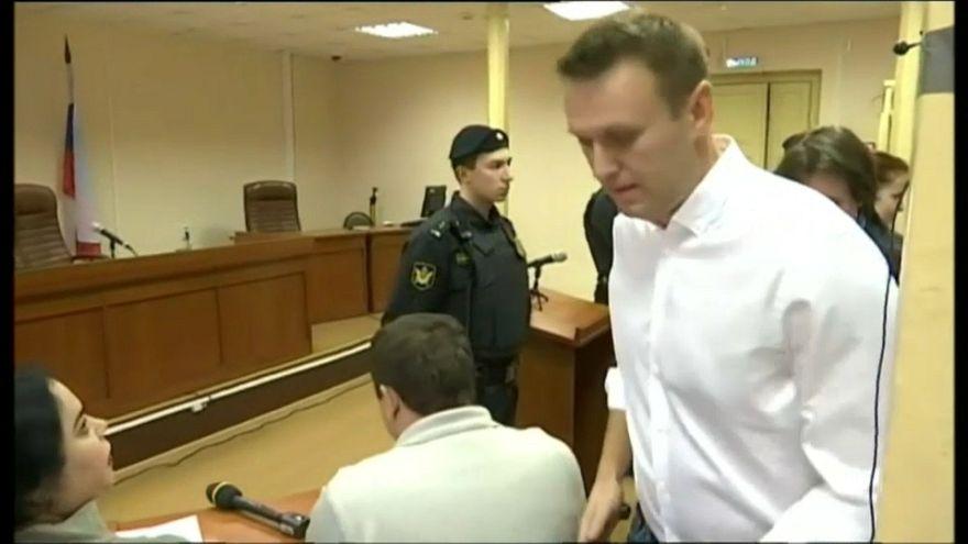 Supremo rejeita recurso de Navalny