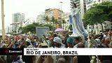 Brasil: Homenagem a Yemanja, deusa do mar