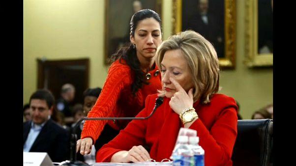 Los correos de la exasesora de Hillary Clinton ven la luz