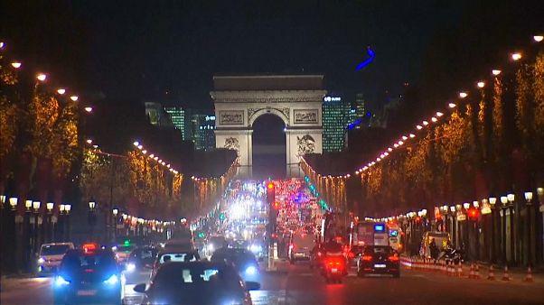 Europa entera blindada para recibir al Año Nuevo