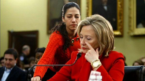 E-Mails von Hillary Clintons Vertrauter veröffentlicht