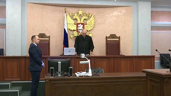 Putin'in rakibi Navalny'ye Anayasa Mahkemesi'nden red
