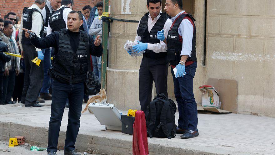 """التحقيقات تكشف ان مرتكب هجوم كنيسة مارمينا تزعم اعتداء """"ميكروباص حلوان"""""""
