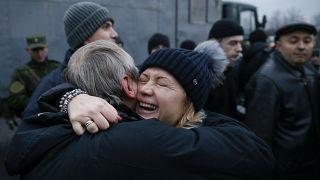 Ουκρανία: Αίσιο τέλος στην ομηρία