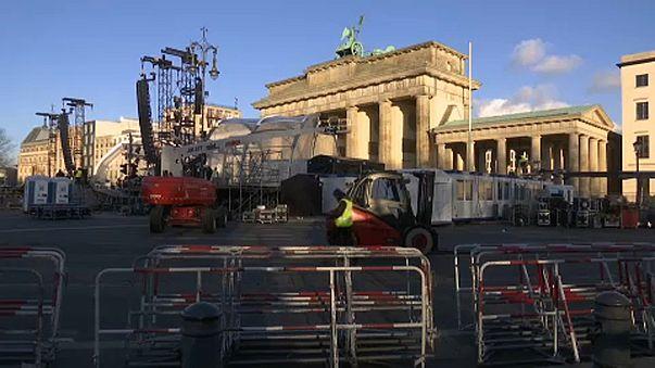 Biztonsági intézkedések Európában szilveszterkor
