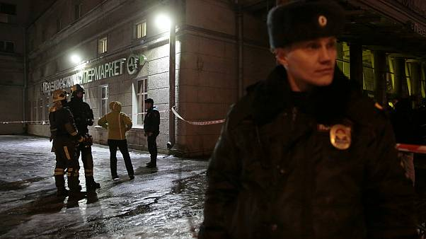 مهاجم سنپترزبورگ بازداشت شد