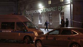 Attentat de Saint-Pétersbourg : un suspect arrêté