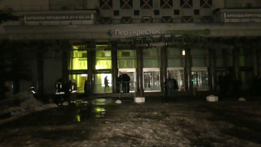 Rus polisi: Saint Petersburg saldırganı gözaltında