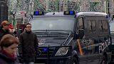 Европа усилила меры безопасности в канун Нового года