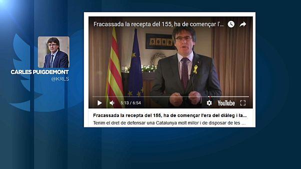 Catalogna: Puigdemont, nuovo appello a Rajoy