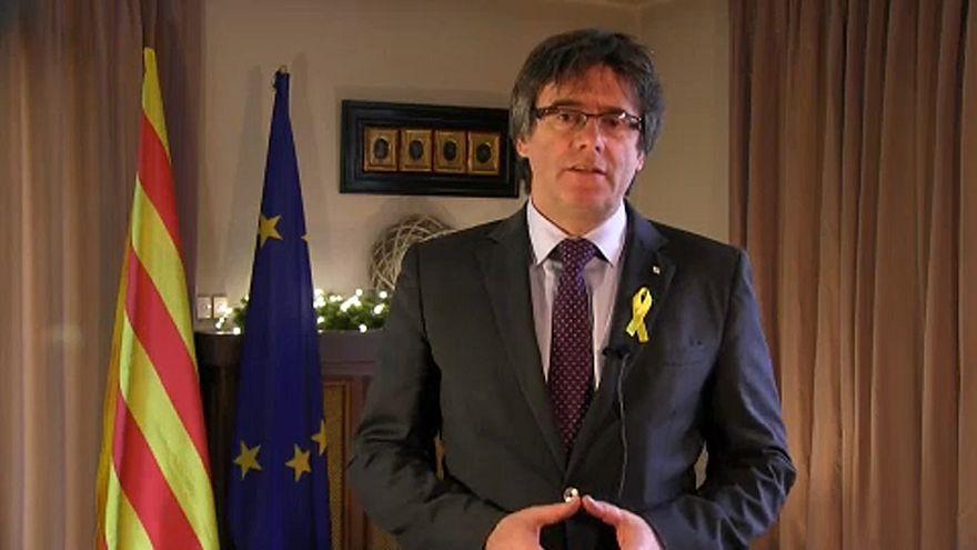 A választás eredményének elismerését sürgette Puigdemont